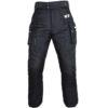 Black Pant Front